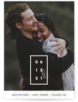 Cherished Date Grand Save The Date Cards
