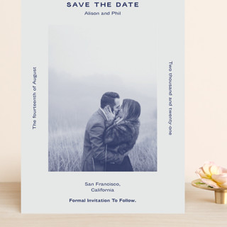 Flyer Grand Save The Date Cards
