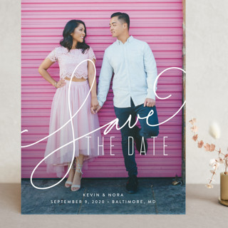 Signature Grand Save The Date Cards