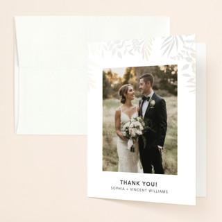 Garden Gloss-Press® Thank You Cards