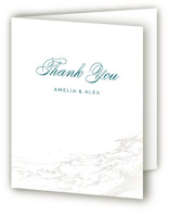 Classic Splash Gloss-Press™ Thank You Cards