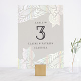 Gloss-Press™ Table Numbers