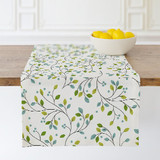 Laying in Leaves Table runners