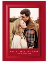 Ever classic Foil-Pressed Valentine Cards
