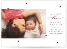 Little Love Foil-Pressed Valentine Cards