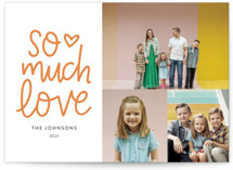 So Much Love Hand Lette... by Vine and Thistle