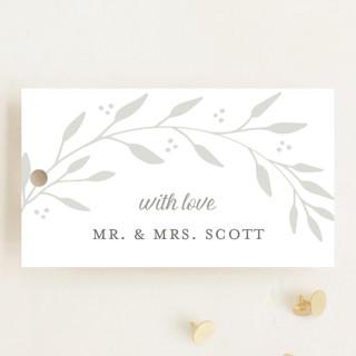 Vineyard Wedding Favor Tags