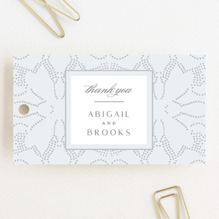 Nicolette Wedding Favor Tags