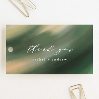 Forever One Wedding Favor Tags