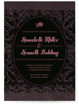 Solstice Print-It-Yourself Wedding Invitations
