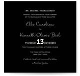Wedding Type Print-It-Yourself Wedding Invitations