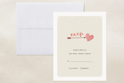 Cozy Print-It-Yourself RSVP Cards